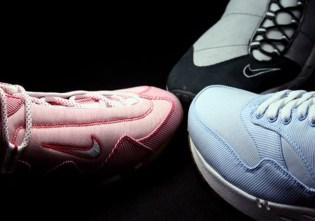 Nike Sportswear Striped Air Max 1, Pocketknife & Air Footscape