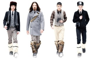 Nom de Guerre 2009 Fall/Winter Collection