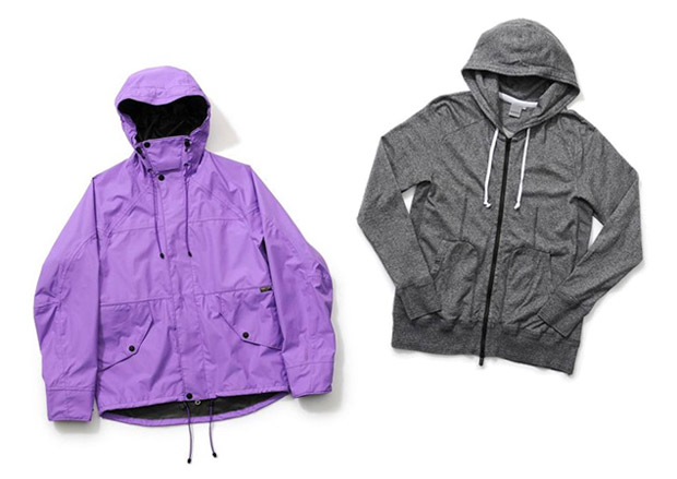 "nonnative 2009 Spring/Summer ""Wandering Man"" Collection New Release"