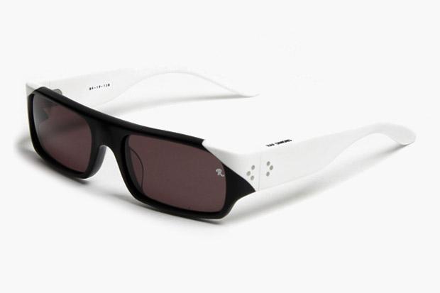 oki-ni x Raf Simons x Linda Farrow Sunglasses