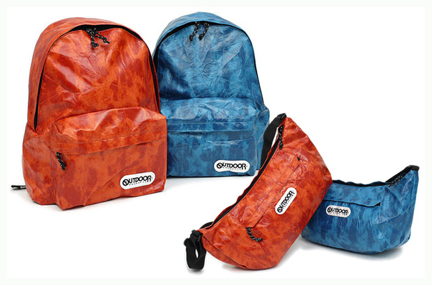 Outdoor Distressed Leather Bag Pack