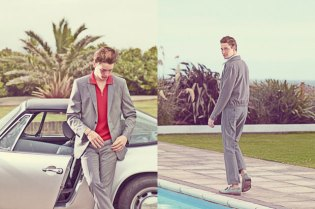 Paul Smith 2009 Spring/Summer Lookbook
