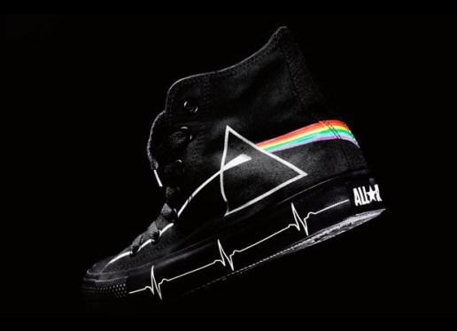 Pink Floyd x Converse Chuck Taylor All-Stars