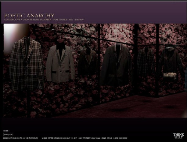 Poetic Anarchy | Undercover 2009 Spring/Summer Collections Part 2