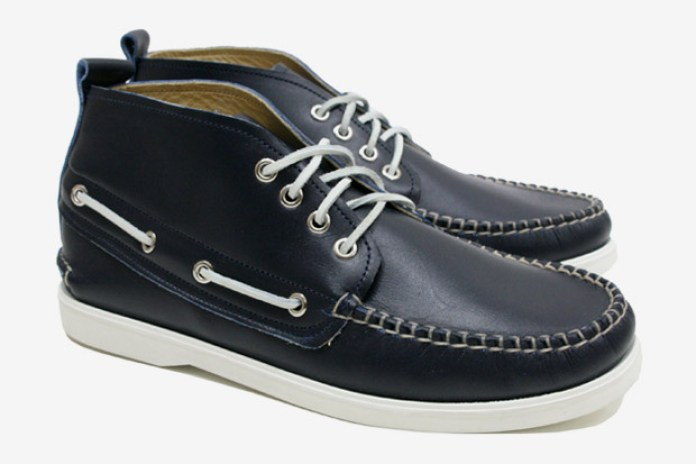 Quoddy Trail Moccasin Company for 3sixteen Deck Boat
