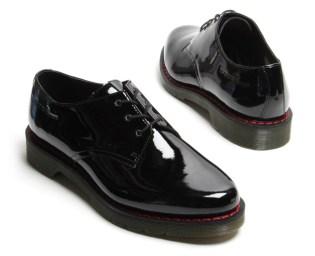 Raf Simons x Dr. Martens Classic Patent Shoe