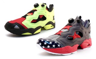 "Reebok Insta Pump Fury ""Stars"" 