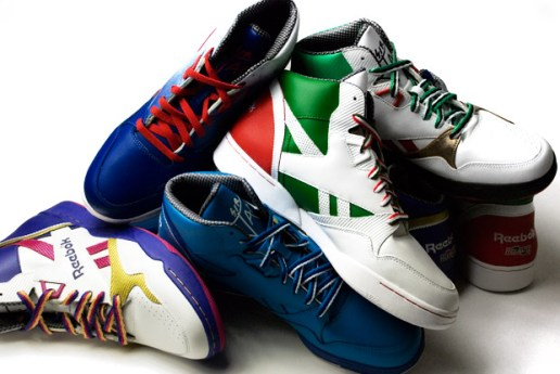 "Reebok Sir Jam ""Mile High"" Collection"