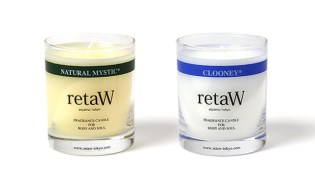 retaW Clooney & Natural Mystic Candles