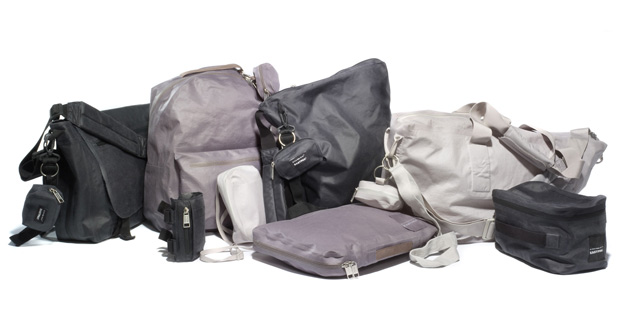 Eastpak DRKSHDW 2009 Fall Collection by Rick Owens