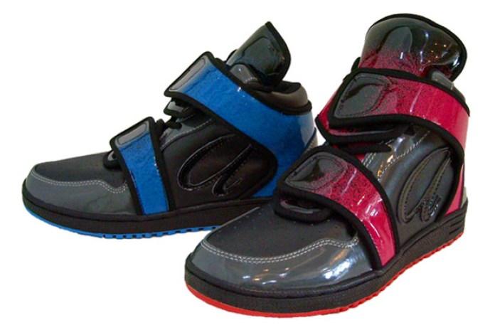 Roc Star x Ato Matsumoto Hi Strap Sneakers
