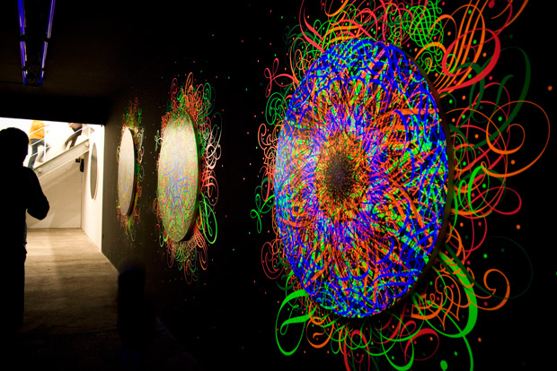 Ryan McGinness Exhibition at Deitch Projects Recap