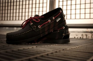 Vane x Sebago 2009 Spring/Summer Collection