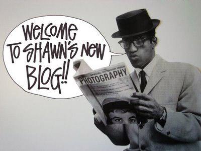 Shawn Stussy Blog Launch