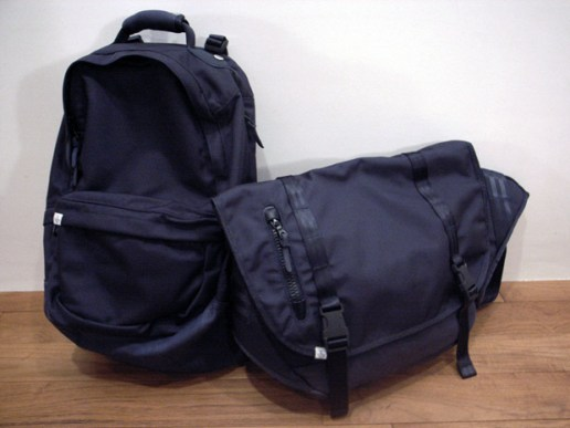 SOPHNET. x Visvim Backpack & E-Cat Messenger Bag