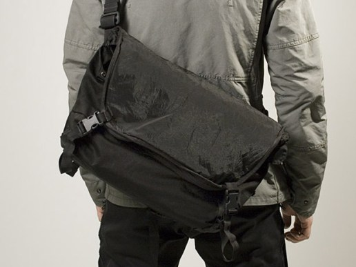 Stone Island Shadow x Bagjack Transformable Messenger Bag
