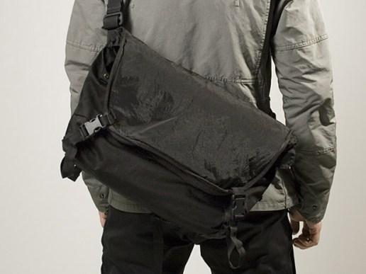 Stone Island Shadow x Bagjack Transformable Messenger Bag