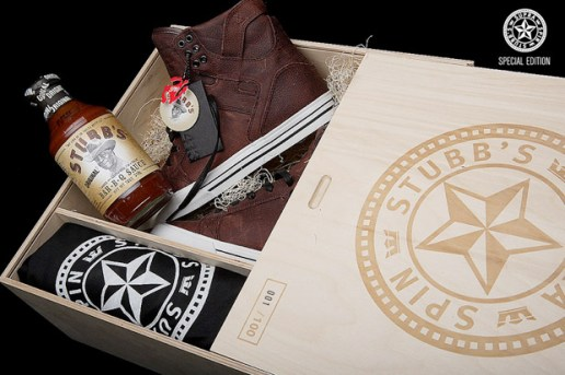 Stubb's x Supra Skytop Commemorative BBQ Pack