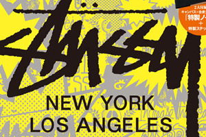 Stussy 2009 Spring Collection Catalog
