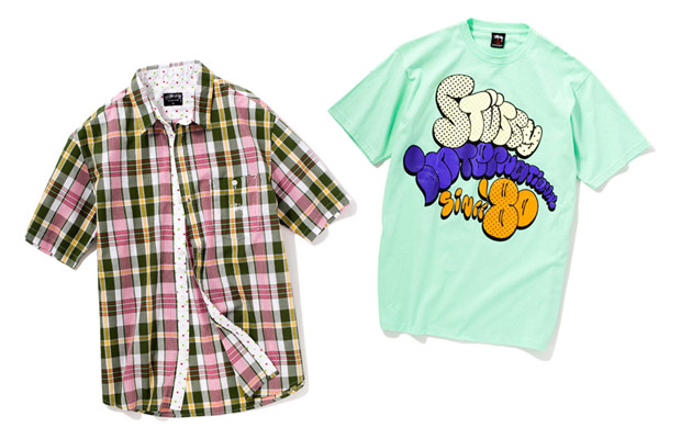 Stussy Japan 2009 Spring/Summer March Releases