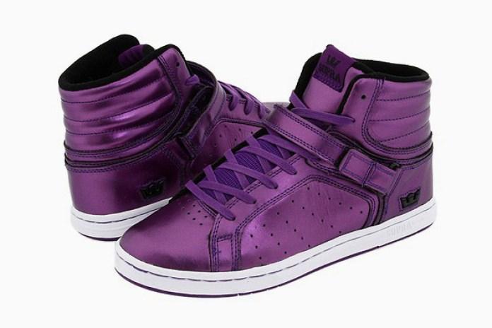 Supra Suprano Metallic Purple