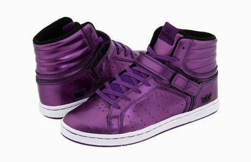 Supra Suprano Metallic Purple