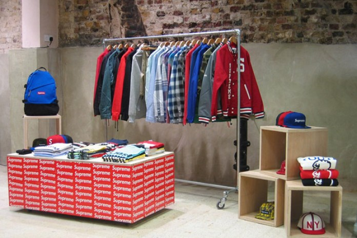 Supreme at Dover Street Market