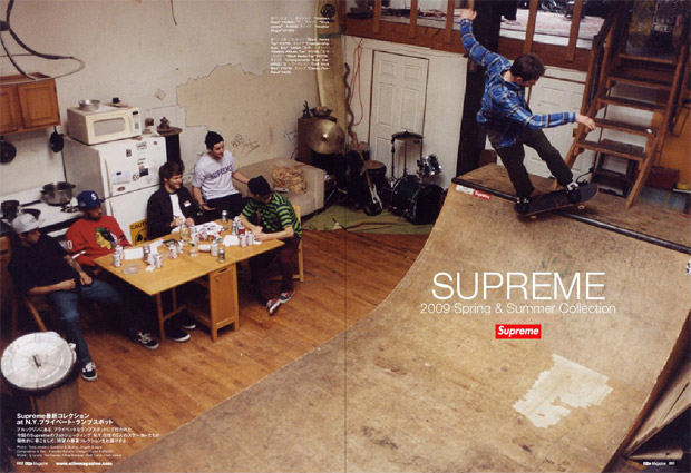 Supreme in Ollie Magazine