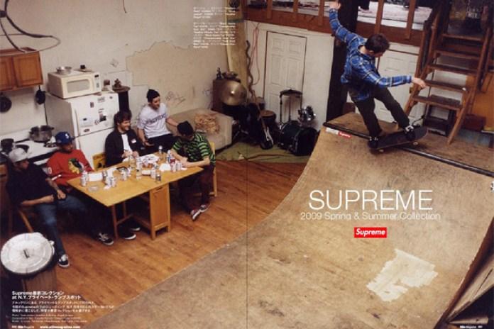 Supreme in Ollie Magazine