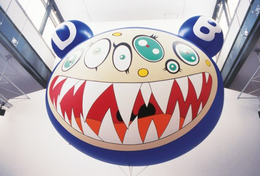 Takashi Murakami Retrospective Exhibiton