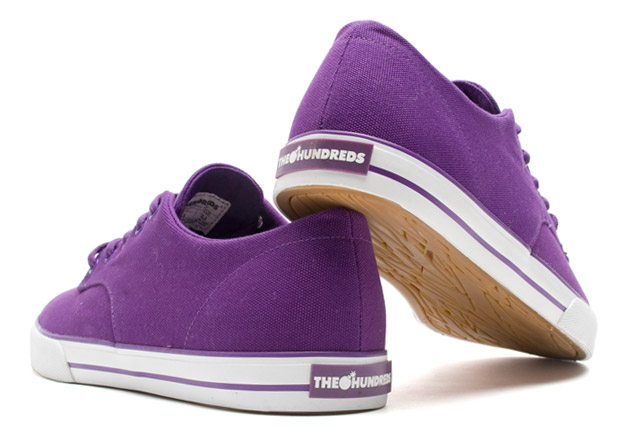 The Hundreds Footware - Johnson Mid & Low