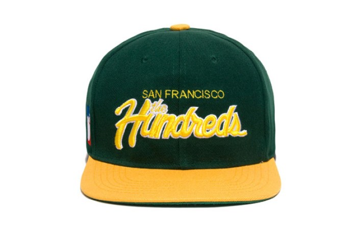 The Hundreds San Francisco 1 Year Anniversary Collection