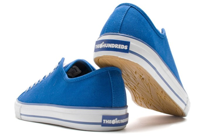 The Hundreds Valenzuela Low Sneakers Release