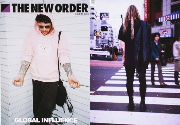 THE NEW ORDER Magazine Issue 01