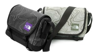 The North Face Purple Label Camp Messenger Bags