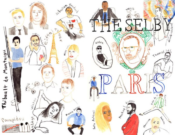 The Selby at colette Exhibition