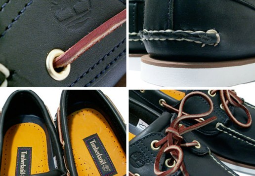 Timberland Classic Boat 2-Eye Shoe