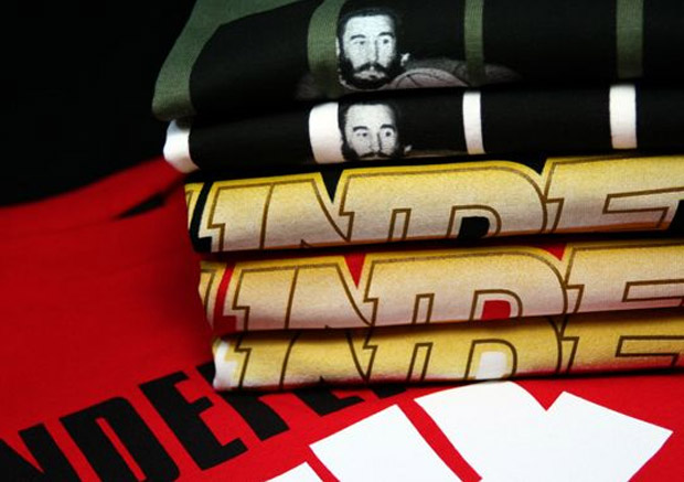 Undefeated 2009 Spring/Summer Releases