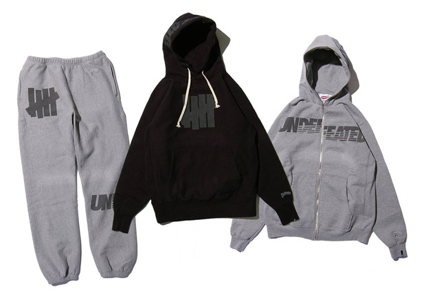 Undefeated x Masterpiece Sweatsuit Full Look