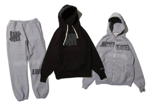 Undefeated x Masterpiece Sweatsuit Full Look