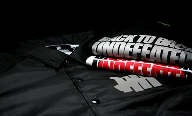 Undefeated Tokyo 2nd Anniversary Collection