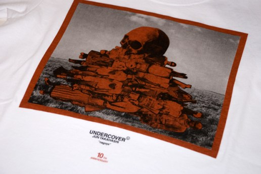 UNDERCOVER Nagoya 10th Anniversary Limited Tee