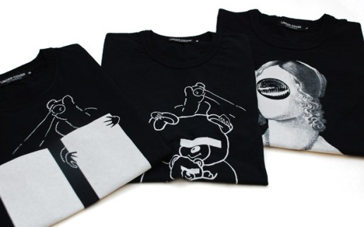UNDERCOVER Zozotown Limited Tee Collection
