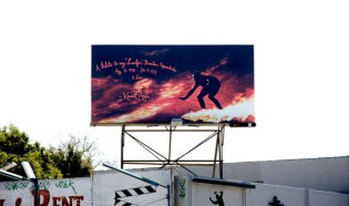 Undefeated Billboard Project v.22 with Kenneth Anger