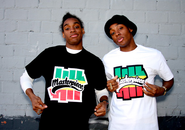 Masterpiece x Undefeated T-Shirt Collection