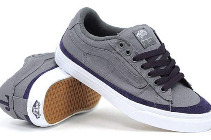 Vans J-Lay Gravel/Plum Colorway