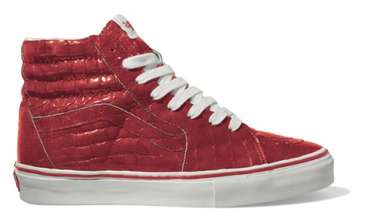 Vans Vault 2009 Fall SK8-Hi LX Collection