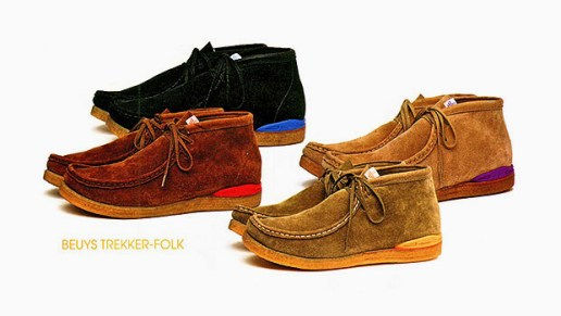 Visvim Beuys Trekker-Folk Collection