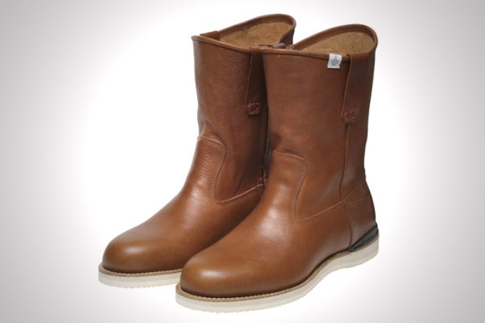Visvim FOLK Wabanaki Boots