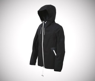 White Mountaineering Black Brooks Jacket